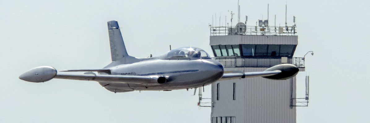 Impala Flyby